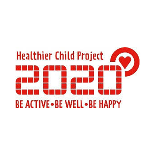 Healthier 2020 logo